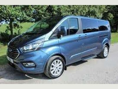 FORD TOURNEO CUSTOM Unlisted 310 L2 TITANIUM 130ps