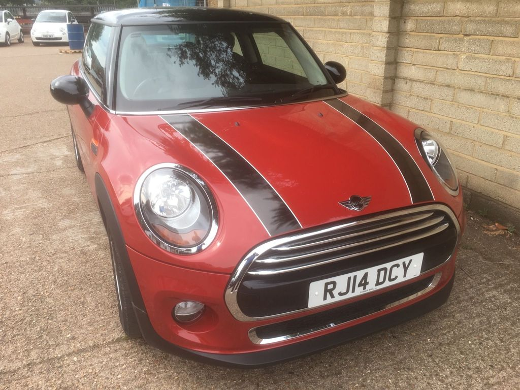 MINI HATCH Hatchback 1.5 Cooper Auto (s/s) 3dr