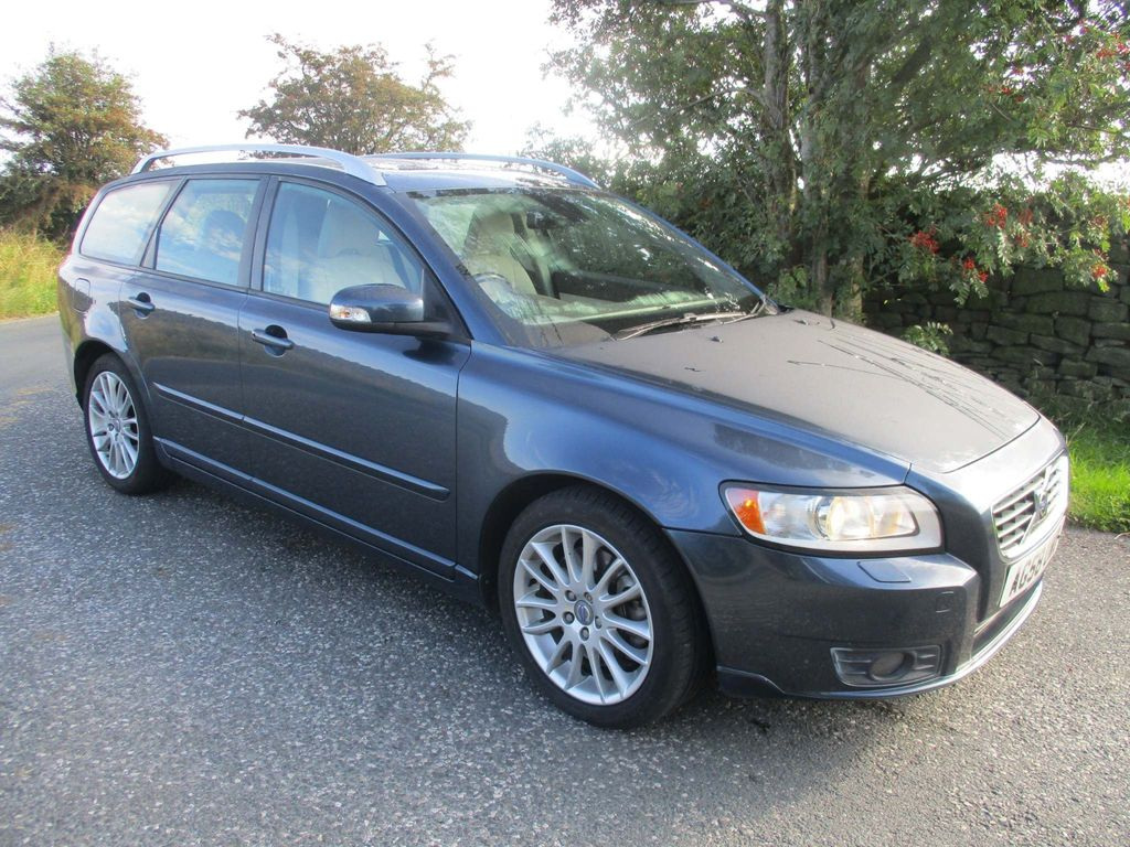 VOLVO V50 Estate 2.0 D SE Lux Powershift 5dr