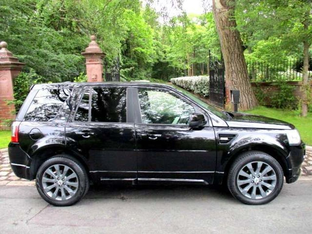 LAND ROVER FREELANDER 2 SUV 2.2 SD4 Sport LE 4X4 5dr