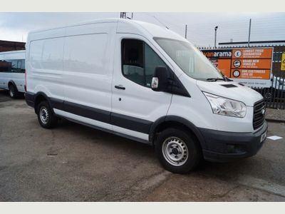 FORD TRANSIT Panel Van 2.2TDCi 125 T350 L3H2 LWB MEDROOF EURO 6