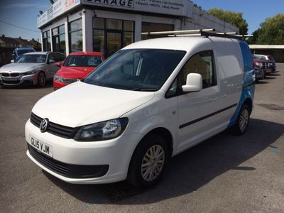 VOLKSWAGEN CADDY Panel Van 1.6 TDI C20 Trendline Panel Van 4dr