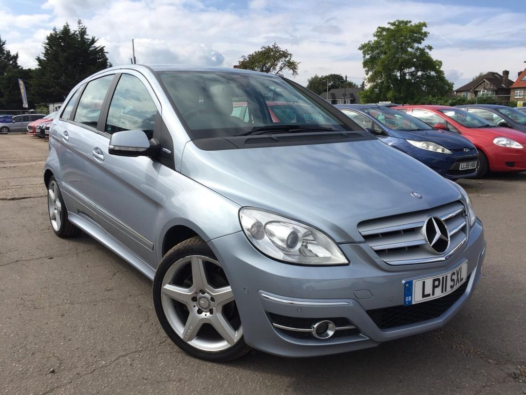 MERCEDES-BENZ B CLASS Hatchback 1.5 B150 BlueEFFICIENCY Sport 5dr