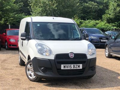 FIAT DOBLO Other 1.3 JTD MultiJetII 16v L1 Panel Van 4dr