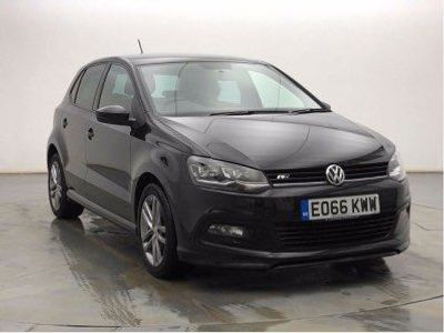 VOLKSWAGEN POLO Hatchback 1.2 TSI BlueMotion Tech R Line (s/s) 5dr