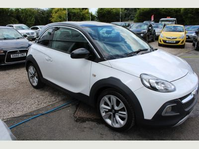 VAUXHALL ADAM Hatchback 1.4i ROCKS 3dr