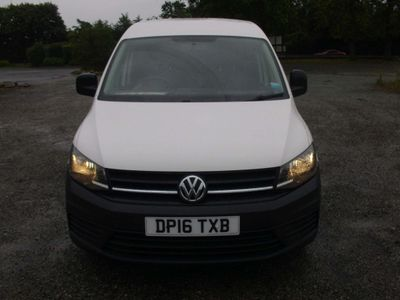 VOLKSWAGEN CADDY Other 1.6 TDI BlueMotion Tech C20 Startline Panel Van 5dr
