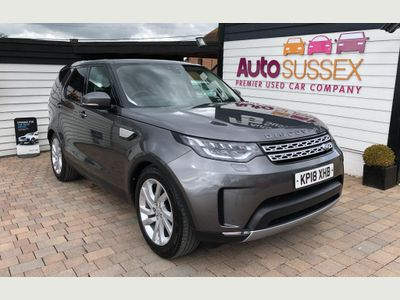 LAND ROVER DISCOVERY SUV 3.0 TD6 HSE Auto 4X4 5dr