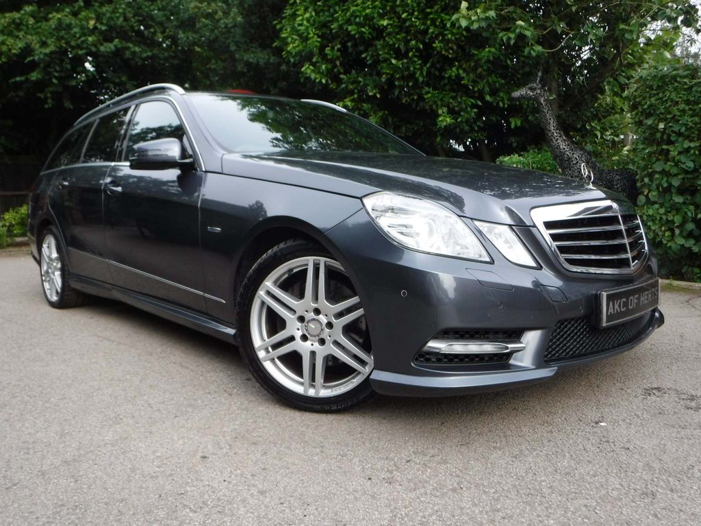 MERCEDES-BENZ E CLASS Estate 2.1 E250 CDI BlueEFFICIENCY Sport 5dr