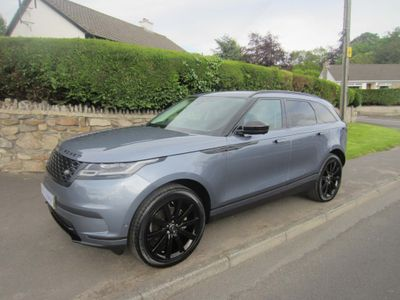 LAND ROVER RANGE ROVER VELAR SUV 2.0 D240 HSE Auto 4WD (s/s) 5dr