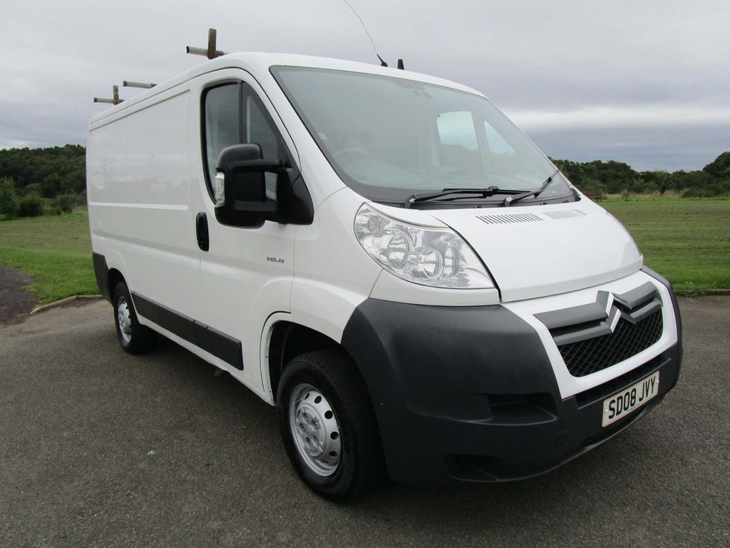 CITROEN RELAY Panel Van 2.2 HDi 30 L1 Panel Van 4dr