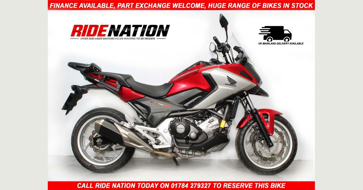Used Honda Nc750 Adventure 750 Xa in Egham, Surrey