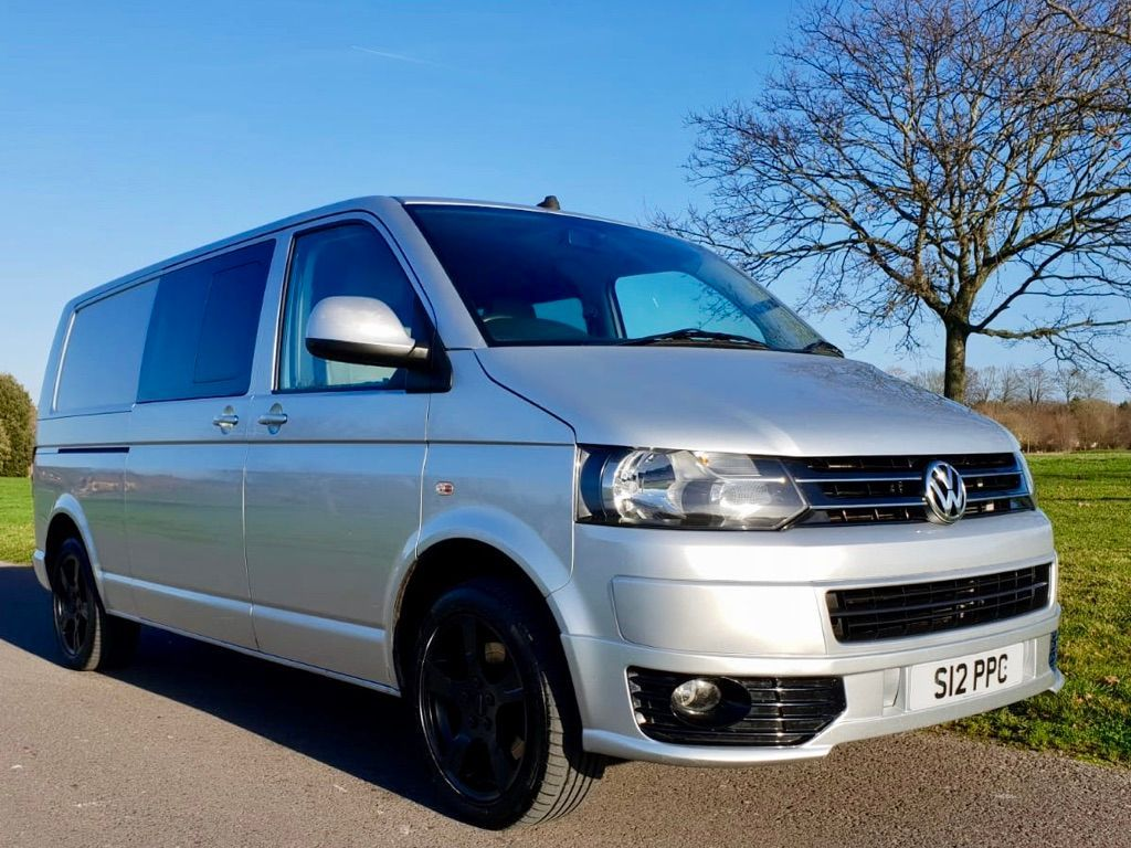 VOLKSWAGEN TRANSPORTER Window Van 2.5 TDI PD T32 Window Van 4dr (LWB)