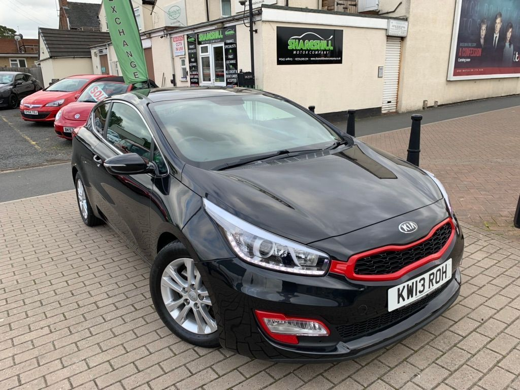 KIA PROCEED Hatchback 1.6 GDi S (s/s) 3dr ISG