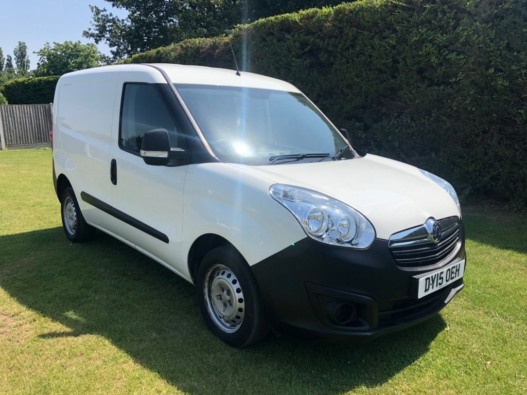 VAUXHALL COMBO Other 1.3 CDTi 16v 2000 L1H1 Panel Van 3dr