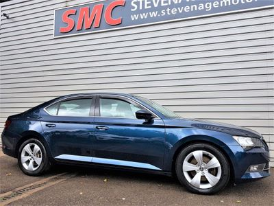 SKODA SUPERB Hatchback 2.0 TDI CR DPF SE (s/s) 5dr