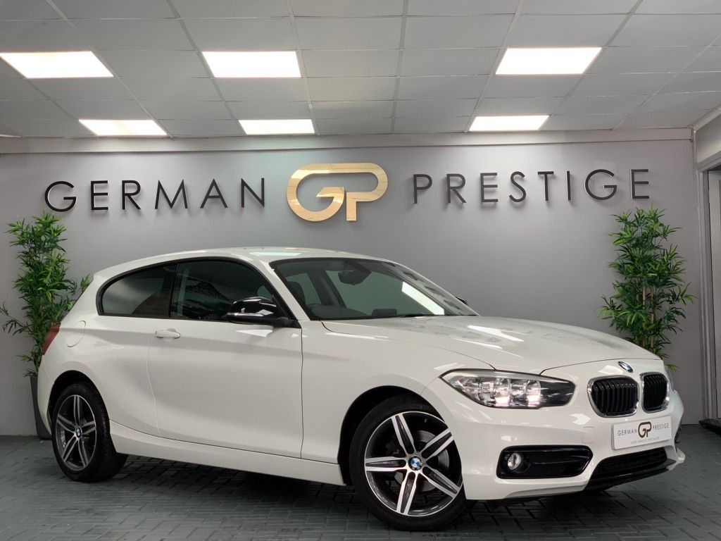 BMW 1 SERIES Hatchback 1.6 118i Sport (s/s) 3dr