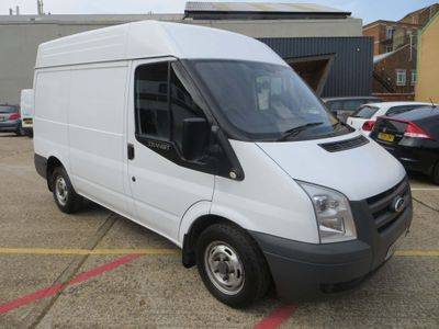 FORD TRANSIT Panel Van 2.2 TDCi 280 M Medium Roof Van 3dr