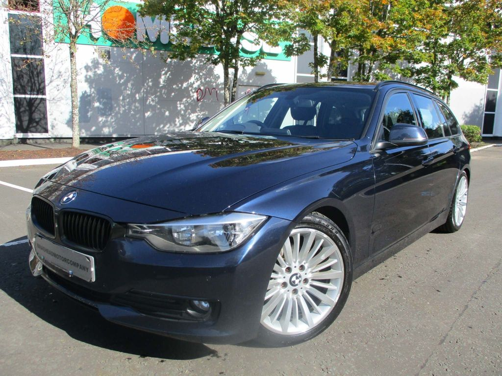 BMW 3 SERIES Estate 2.0 318d Luxury Touring (s/s) 5dr