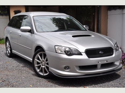 SUBARU LEGACY Estate JDM BP5 GT SPEC B TWINSCROLL TURBO