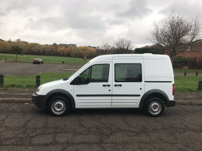 FORD TRANSIT CONNECT Other 1.8 TDCi T230 LWB High Roof Crew Van 4dr
