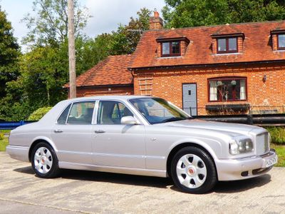 BENTLEY ARNAGE Saloon 6.8 R 4dr