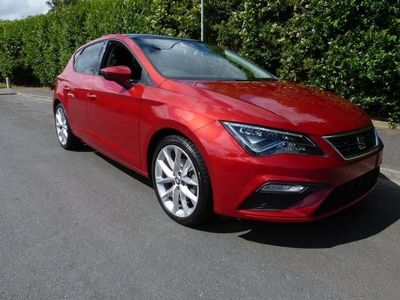 SEAT LEON Hatchback 1.4 EcoTSI FR Technology (s/s) 5dr
