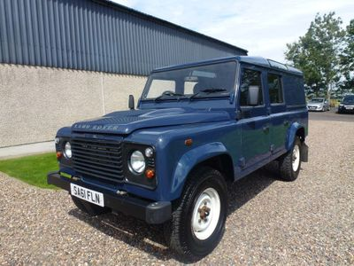 LAND ROVER DEFENDER 110 SUV 2.4 TDi Utility Station Wagon 5dr