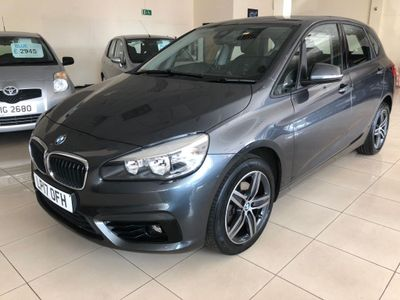 BMW 2 SERIES ACTIVE TOURER MPV 1.5 216d Sport Active Tourer (s/s) 5dr