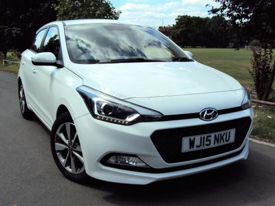 HYUNDAI I20 Hatchback 1.4 SE Manual 5dr