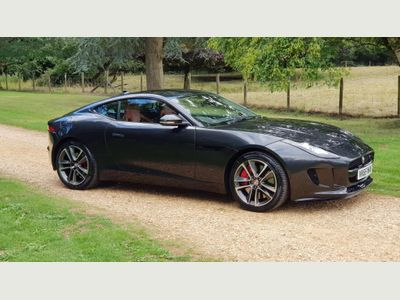 JAGUAR F-TYPE Coupe 3.0 V6 S Quickshift (AWD) 2dr