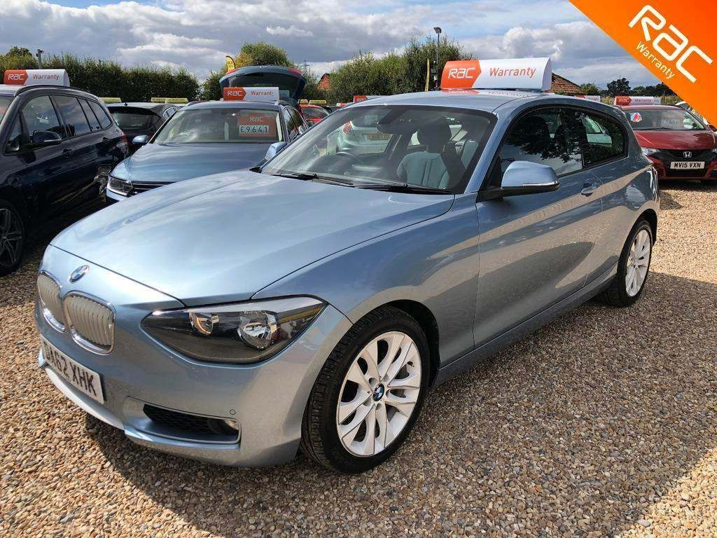 BMW 1 SERIES Hatchback 1.6 114i Urban Sports Hatch 3dr