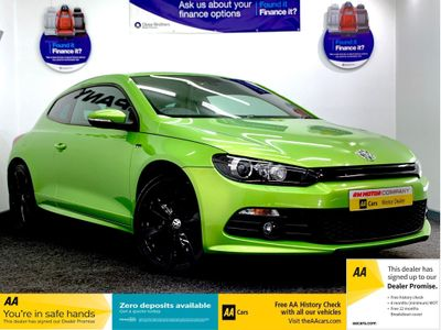 VOLKSWAGEN SCIROCCO Coupe 2.0 TDI R-Line 3dr