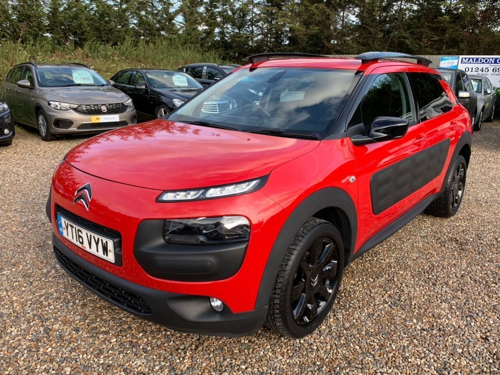 CITROEN C4 CACTUS Hatchback 1.6 BlueHDi Flair ETG6 (s/s) 5dr