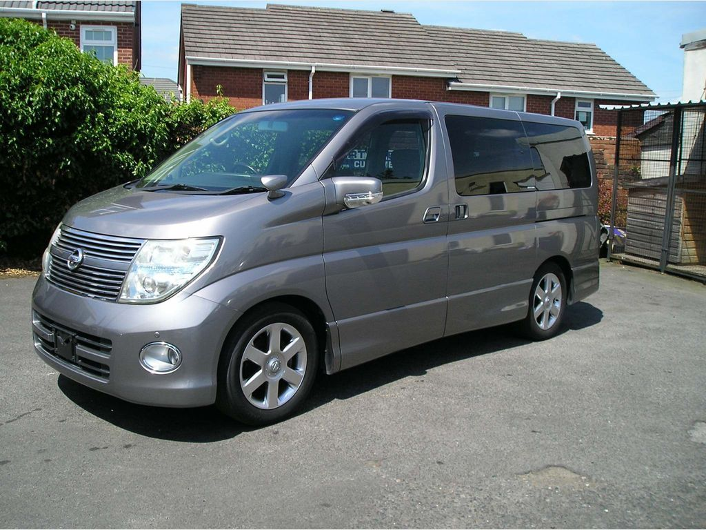 NISSAN ELGRAND Unlisted 2.5 Highway star