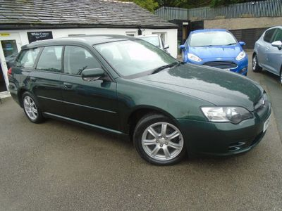 SUBARU LEGACY Estate 2.0 i Sports Tourer 5dr