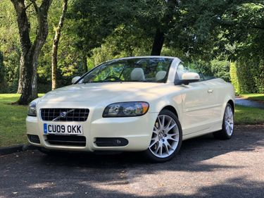 Used Volvo C70 Convertible 2 4 D5 Se Lux Geartronic 2dr In Mansfield