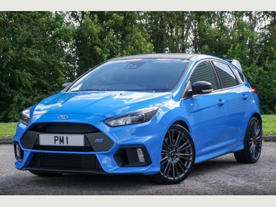 FORD FOCUS Hatchback 2.3 T EcoBoost RS Edition AWD (s/s) 5dr
