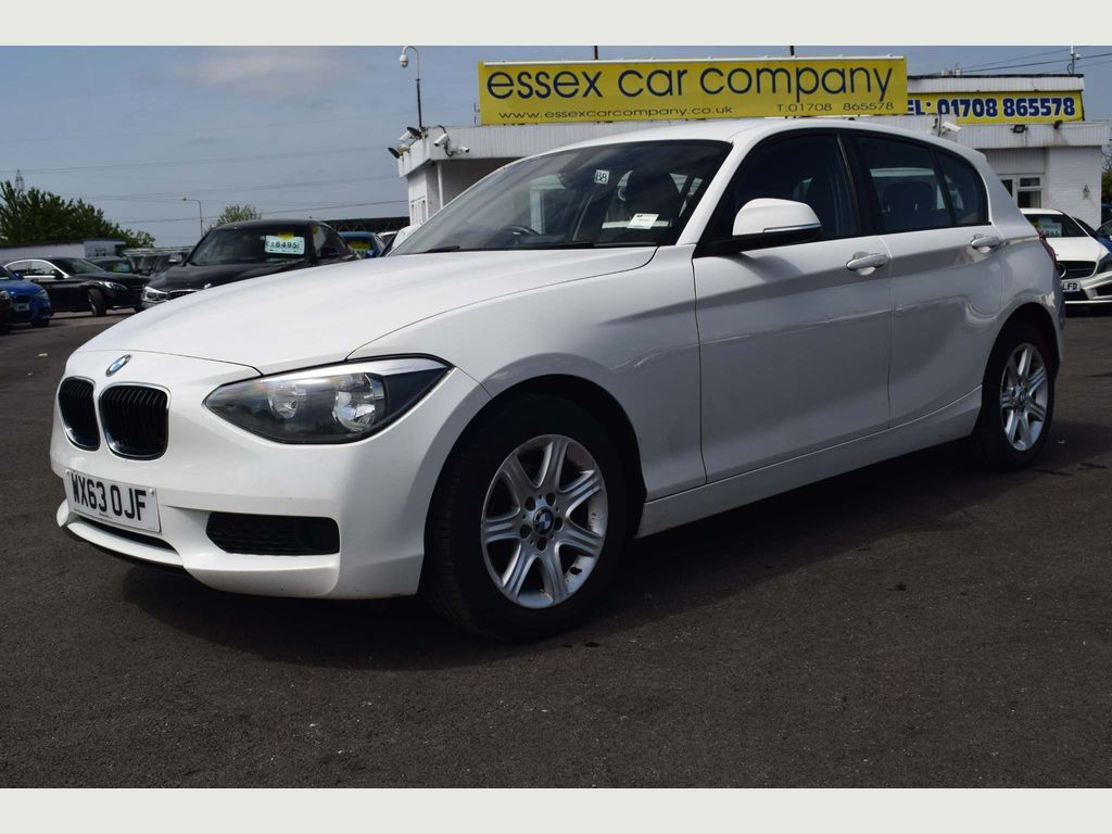 BMW 1 SERIES Hatchback 1.6 114d ES Sports Hatch (s/s) 5dr