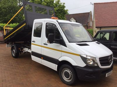MERCEDES-BENZ SPRINTER Tipper