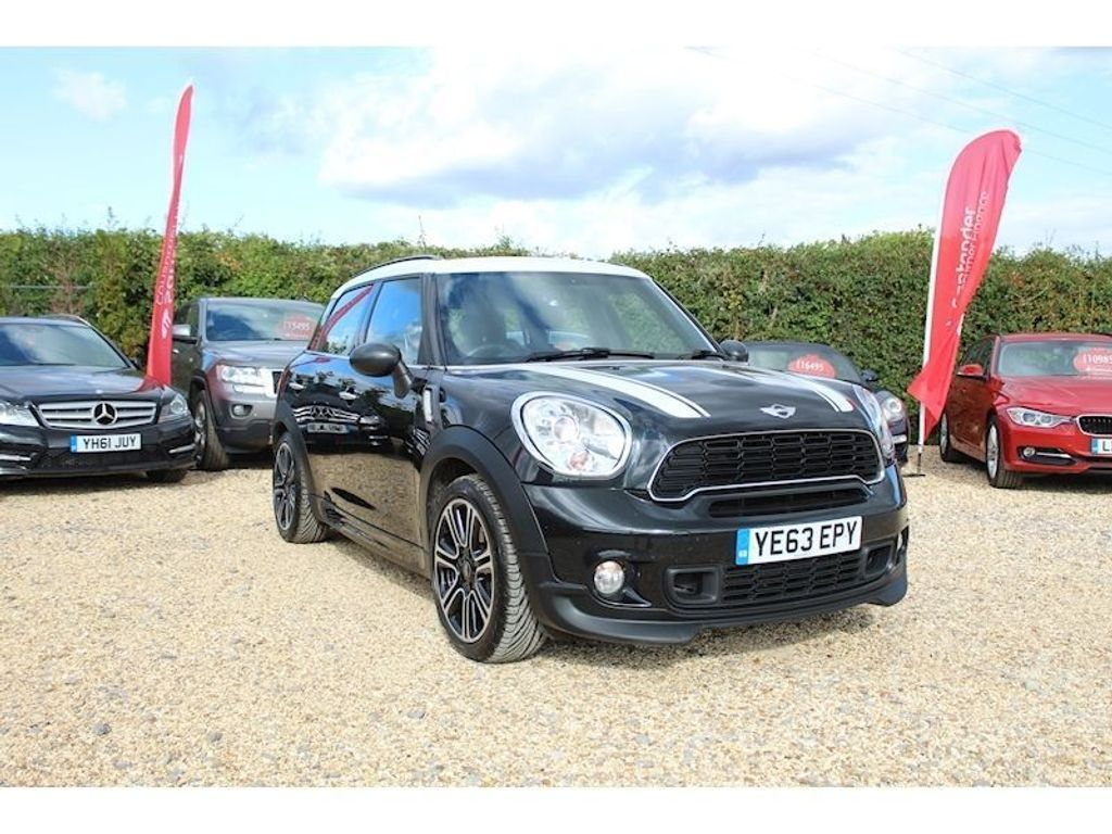 MINI COUNTRYMAN Hatchback Cooper Sd