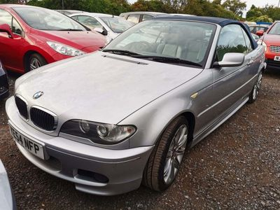 BMW 3 SERIES Convertible 2.0 318Ci Sport 2dr