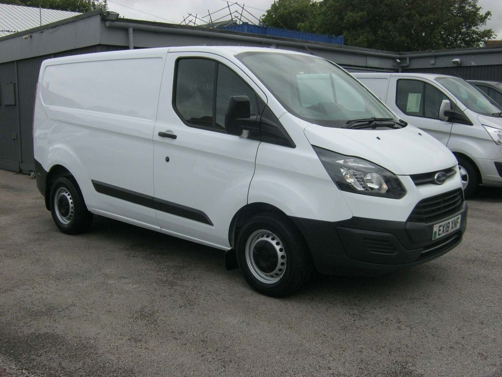 FORD TRANSIT CUSTOM Panel Van