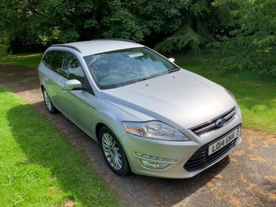FORD MONDEO Estate 2.0 TDCi Zetec Business Edition 5dr