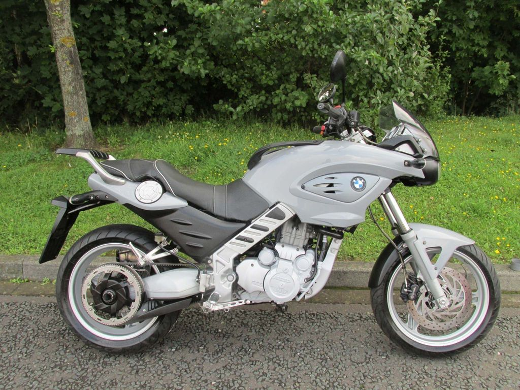 BMW F650 Naked 650 CS