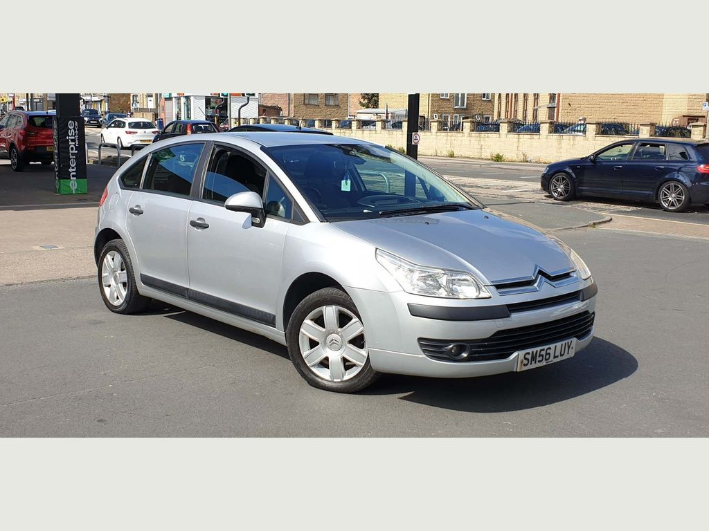 CITROEN C4 Hatchback 1.6 HDi 16v Cool 5dr