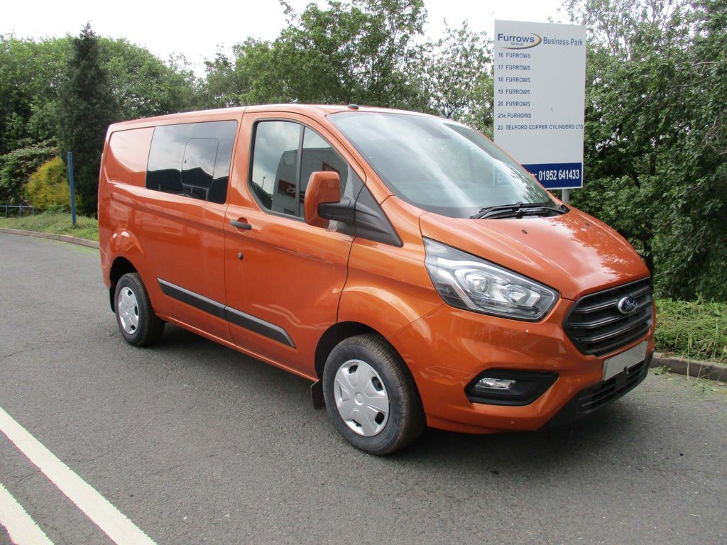 FORD TRANSIT CUSTOM Other 2.0 280 L1H1 Trend Double Cab-in-Van 5dr