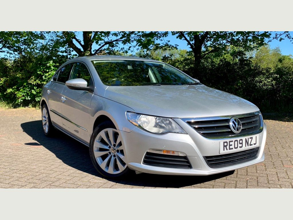 VOLKSWAGEN CC Coupe 2.0 TDI CR 4dr