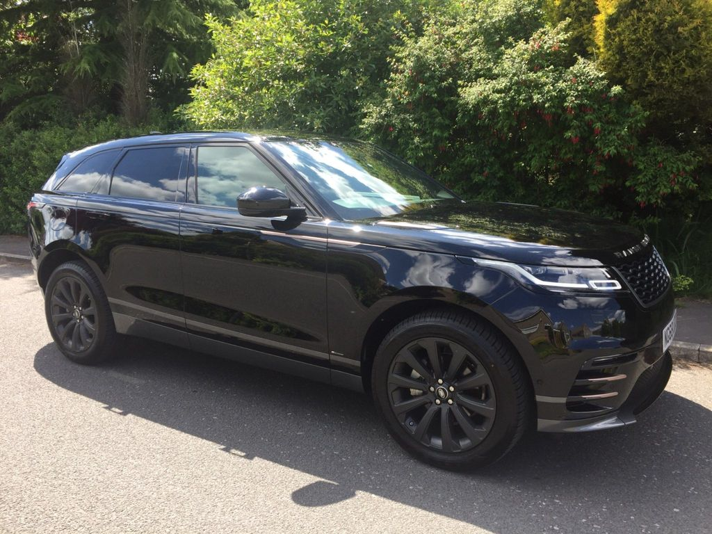 LAND ROVER RANGE ROVER VELAR SUV 2.0 D180 R-Dynamic SE Auto 4WD (s/s) 5dr