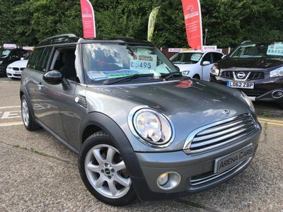 MINI CLUBMAN Estate 1.6 Cooper Graphite 5dr